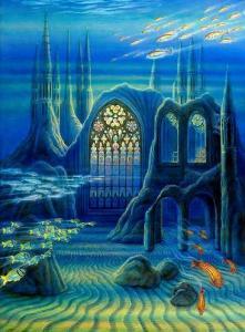 Drowned, 'έργο της Brigid Marlin