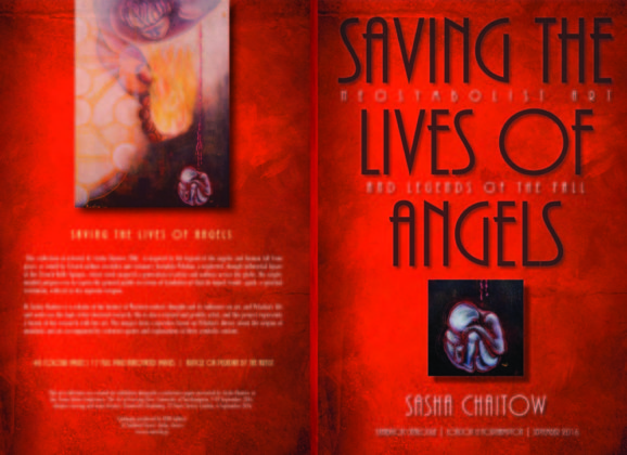 Saving the Lives of Angels – Sasha's UK exhibition & lecture schedule